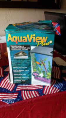 AuqaView fish tank