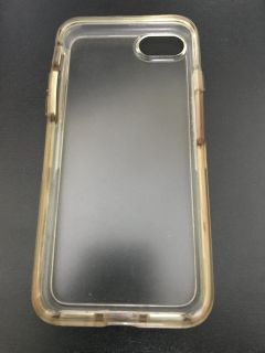 iPhone & Otterbox Clear Case