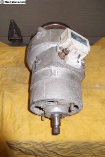 alternator motorola