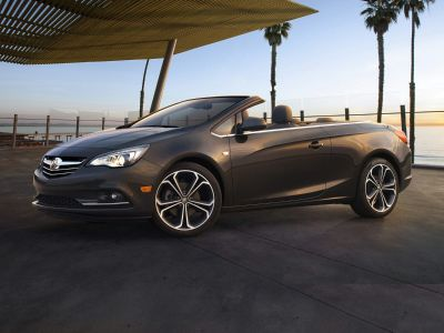 2018 Buick Cascada Sport Touring (Ebony Twilight Metallic)