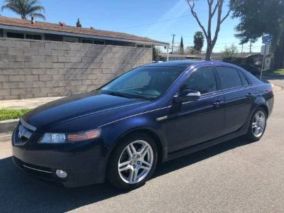 2007 Acura TL Base (Blue)