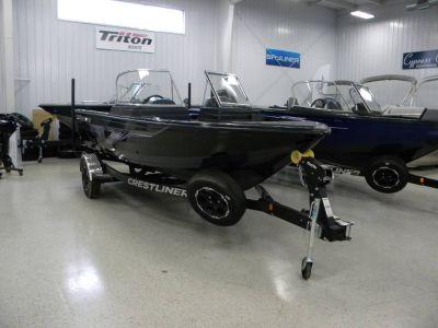 2019 Crestliner 1850 Raptor WT Aluminum Fish Boats Kaukauna, WI