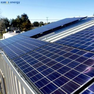 Install Solar by Renowned Solar Company Kurios Energy in Stockton