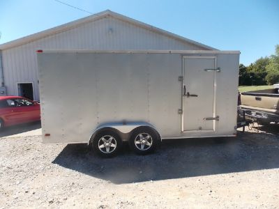 2011 16ft Enclosed Trailer Sharp Trailer For Work or Play!!