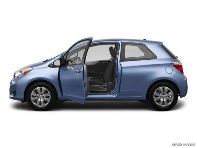 2012 Toyota Yaris L Hatchback