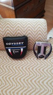 Odyssey 2 Ball Fang Putter (used)