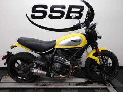 2015 Ducati Scrambler Icon Dual Purpose Motorcycles Eden Prairie, MN