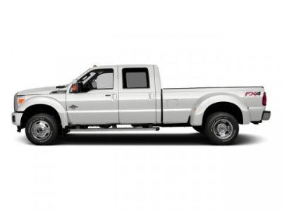 2016 Ford RSX King Ranch (White Platinum Metallic Tri-Coat)