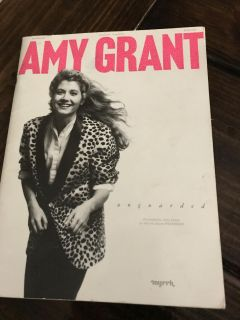 Amy Grant: Sheet music. PPU. Cross posted