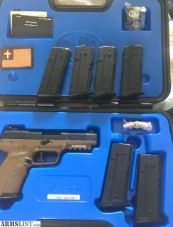 For Sale: FN 5.7 Brand New