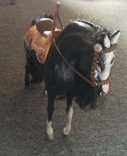 Horse for Barbie Doll