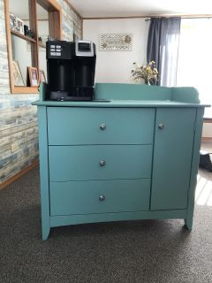 Coffee bar/ entry table