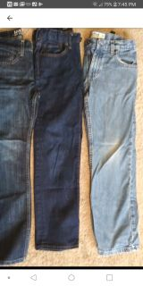 1 pair left. Light color jean on right. Urban brand size 10