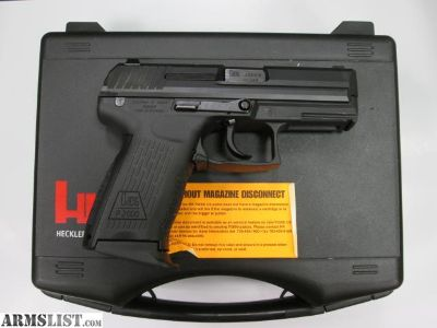 For Sale: NEW HK P2000 DA 40 cal