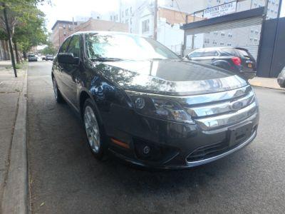2012 Ford Fusion SE (Gray)