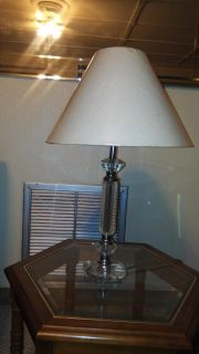 To cut crystal lamps new shades