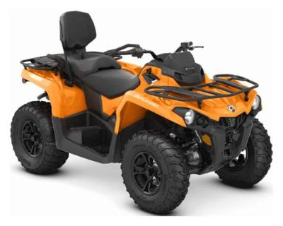2019 Can-Am Outlander MAX DPS 570 ATV Utility Olive Branch, MS