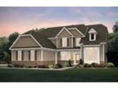 The Knottingham by Pulte Homes: Plan to be Built
