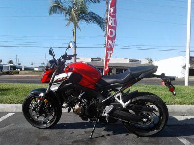 2018 Honda CB650 Standard/Naked Motorcycles Orange, CA