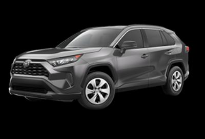 2019 Toyota RAV4 LE (Magnetic Gray Metallic)