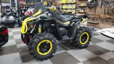 2018 Can-Am Renegade X MR 1000R Sport ATVs Jesup, GA