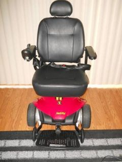 Jazzy Elite ES-1 Mobility Power Wheelchair