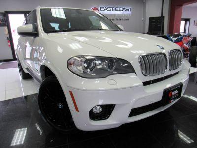 2013 BMW X5 xDrive50i (Alpine White)