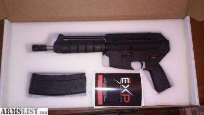 For Sale: EXP 5.56 AR-15 Pistol AR