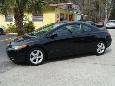 2008 Honda Civic EX (Black)