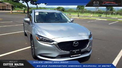 2018 Mazda Mazda6 Sport (Sonic Silver Metallic)