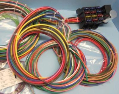 Rebel Wire Deluxe VW Wiring Harness