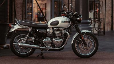 2020 Triumph Bonneville T120 Diamond Edition Cruiser Mahwah, NJ