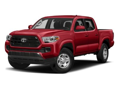 2018 Toyota Tacoma TRD Off Road 5` Bed V6 4x4 (Barcelona Red Metallic)