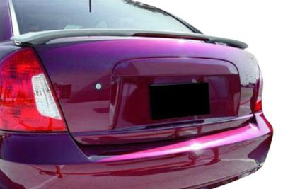 Purchase New 06-11 fits Hyundai Accent Custom Style Spoilers Spoiler & Wings, motorcycle in Roanoke, Texas, US, for US $124.95