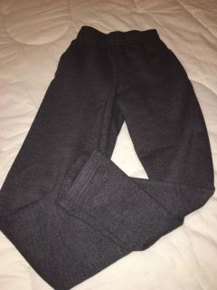 Sweat pants with pockets size 6/7