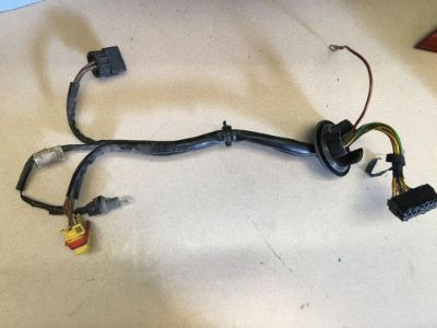 Purchase 01-05 Porsche 911 996 Turbo GT2 Front Right wiring harness motorcycle in Tampa, Florida, United States, for US $199.99