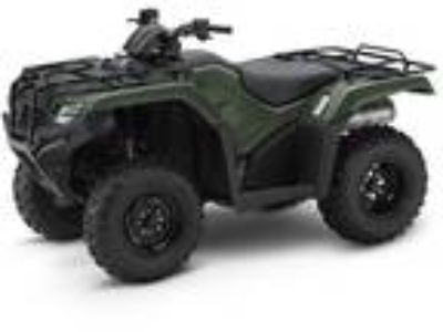 2017 Honda FourTrax Rancher 4x4 DCT EPS