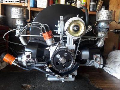 Rebuilt VW Engine Stroker 1968cc