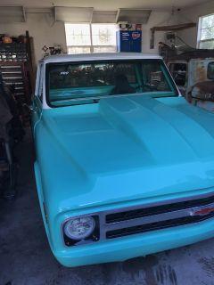 1968 Chevy C10 , 10 sec truck