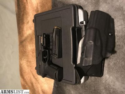 For Sale: Sig Sauer p250c with extras