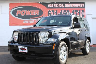 2010 Jeep Liberty Sport (Brilliant Black Crystal)