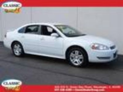 used 2012 Chevrolet Impala for sale.