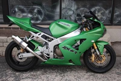 2004 Kawasaki Ninja ZX-6R 636 SuperSport Motorcycles Northlake, IL