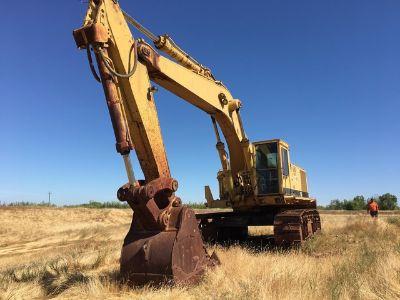 1990 Caterpillar 245B Series II Hydraulic Excavator