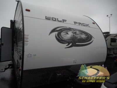2018 Forest River Rv Cherokee Wolf Pack 24PACK14plus