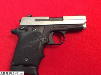 For Sale: Sig Sauer P 938 .9mm