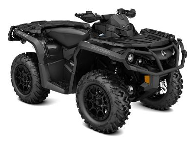 2018 Can-Am Outlander XT-P 1000R Utility ATVs Massapequa, NY