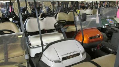 2016 Club Car Villager 4 Electric Golf Golf Carts Lakeland, FL