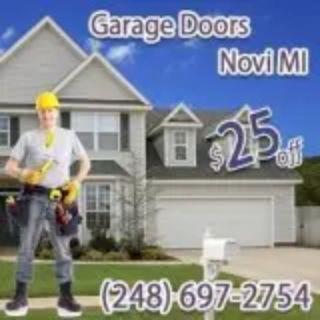 Garage Doors Novi MI