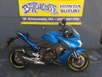 2016 Suzuki GSX-S1000F ABS Sport Motorcycles West Bridgewater, MA